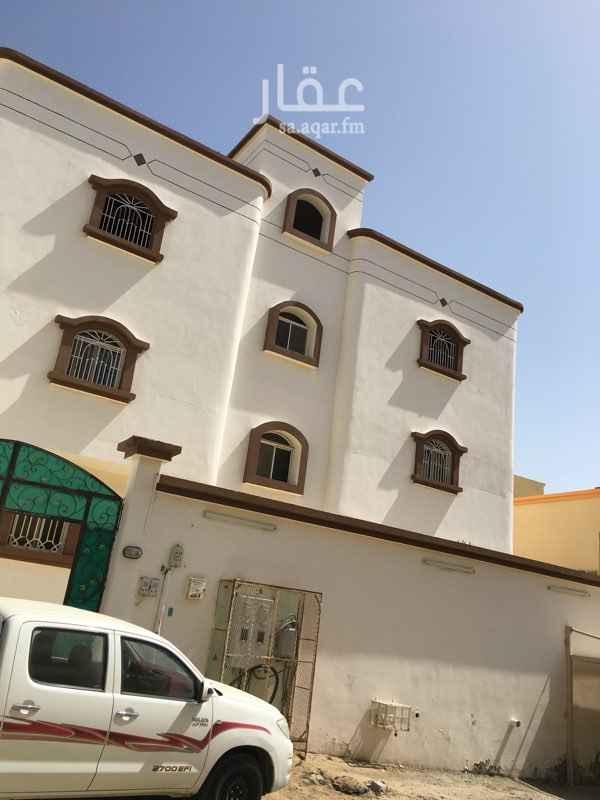 1470289 شقه للاجار الشهرى مكونه من ٣ غرف  ٢ حمامات مدخلين مستودع الكهربه مشتركه
