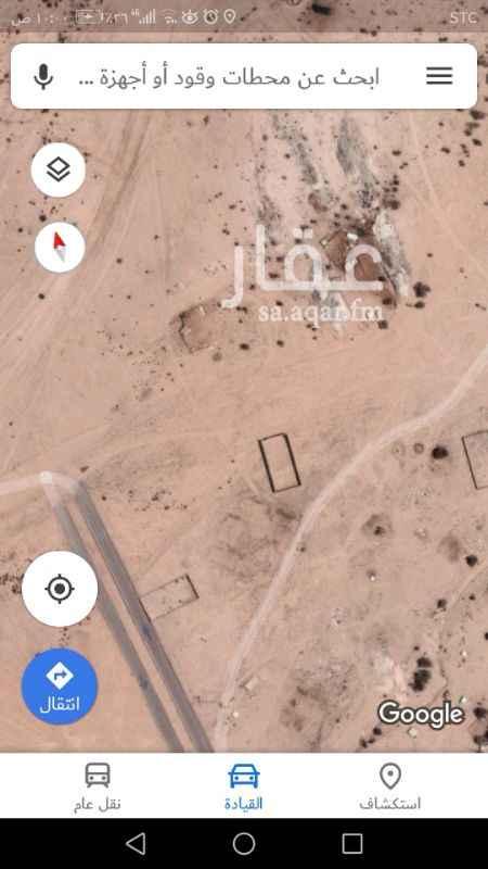 1189188 حوش للأجر  وموقعه بوادي جليل