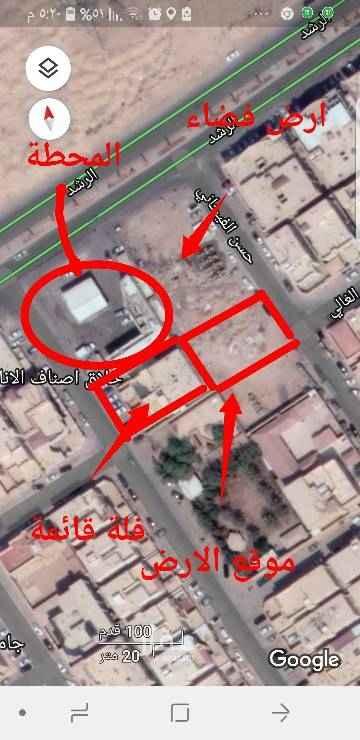 207613 قريب طريق الأمير محمد بن سلمان