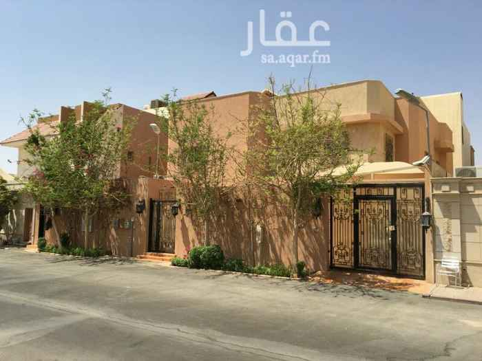 فيلا للبيع فى شارع هجر ، حي الفلاح ، الرياض صورة 1