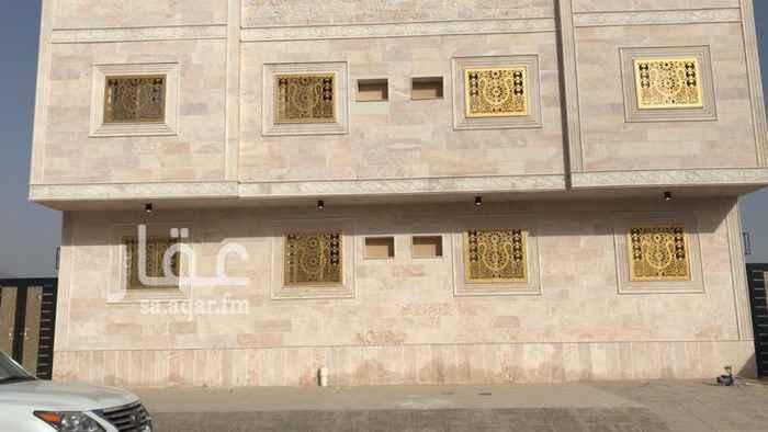 1307374 عماره للآجار بالكامل شقق من أربع غرف  وشقق من خمس وصالة وثلاث دورات مياه  في حمراء أسد ،قريبه من مستشفى التخصصي   جديدة لم تسكن  المطلوب /20,0001 الف ريال .