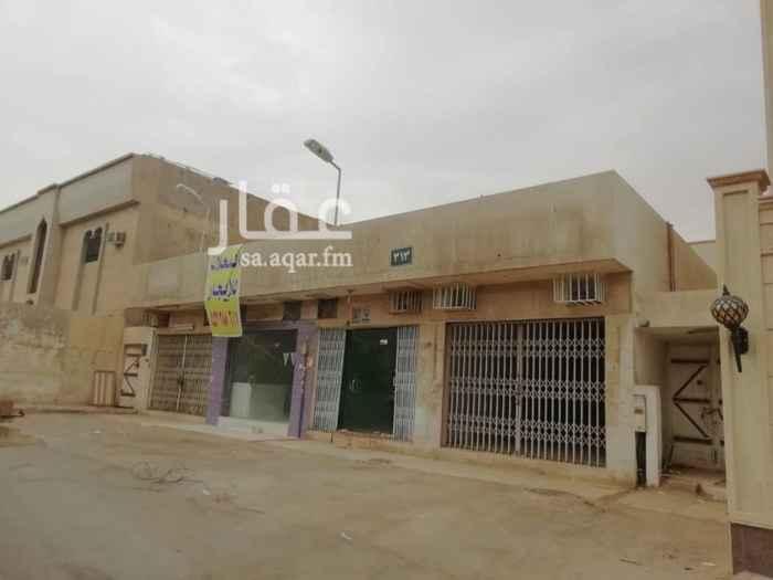 1301371 للبيع عماره دور واحد ٤ محلات وغرفتين على شارع الأمير مساعد بن عبدالرحمن