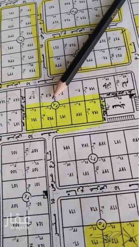 1612674 للبيع ارض سكنية في ملقا العساكر ٥ قطع  كل قطعة ٦٠٠ م السوم ٢٨٠٠