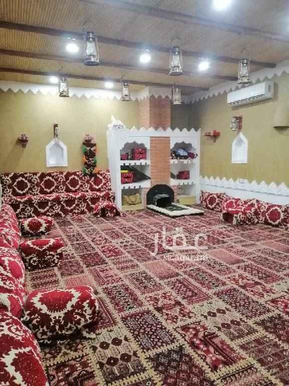 1545701 للايجار استراحه ايام العيد كبيره قسمين للمناسبات في العمارية