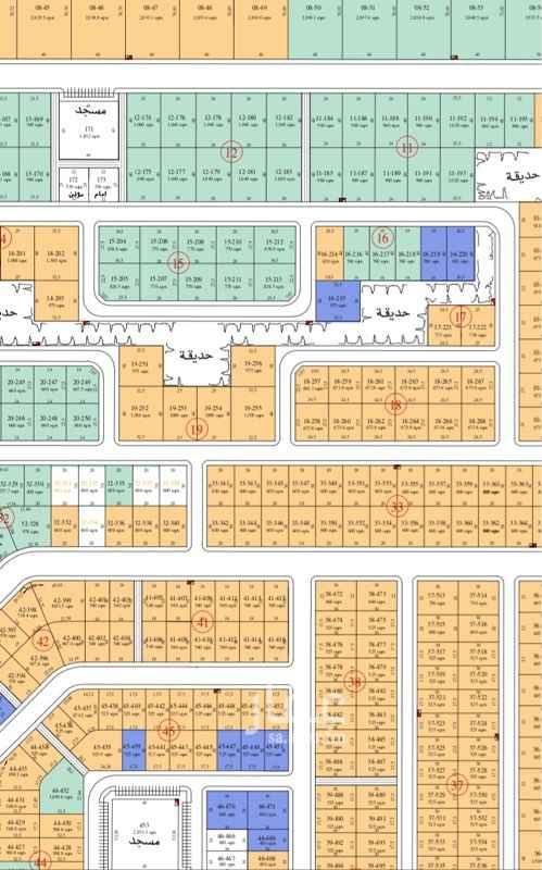 1713331 ارض حي السولودير  المساحه ٧٦٠ متر شارع ١٨ شمالي الاطوال ١٩-٤٠ لا يتراصل الا الصامل  الموقع غير صحيح السعر ٣١٥٠ قابل لتفاوض