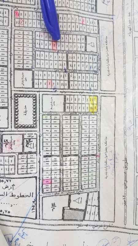 1296686 للبيع قطعه في مخطط الف قريب  من طريق صلبوخ  ابو تهاني  ٠٥٥٣٣٣٠٣١٨
