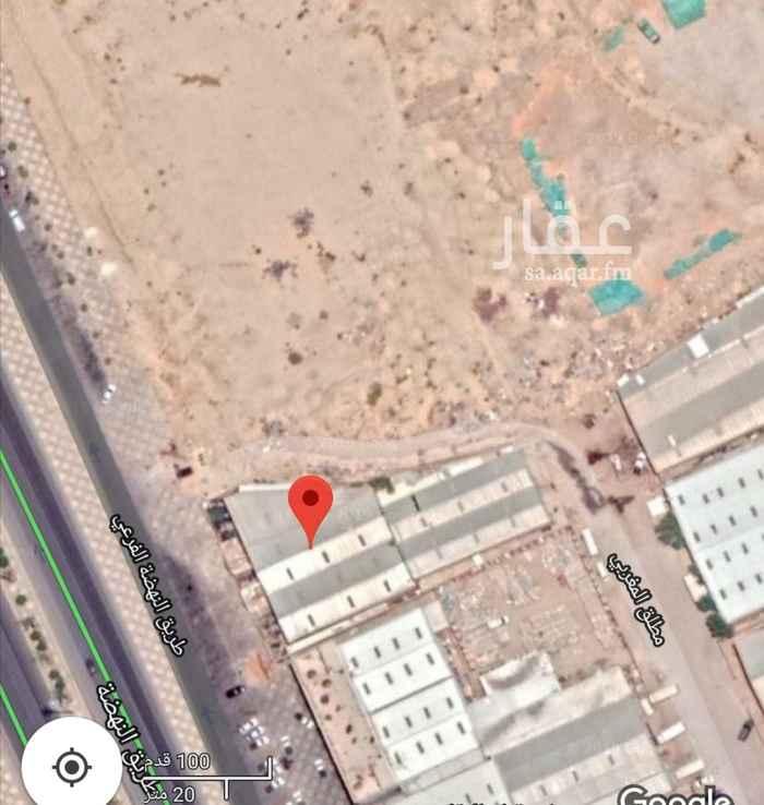 1809349 المساحة ٢٥٢٥ الحد ٤٠٠٠ للمتر     شارعين تجاري النهضة و ٢٠ شرقي