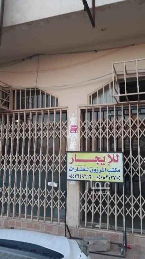 1717096 ثلاث فتحات للايجار حي النهضة  شارع ابن الهيثم  مساحه الفتحه ٣٢ متر ٤ في ٨