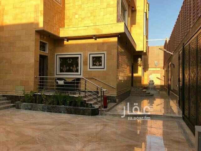 1721111 للبيع فيلا درج داخلي مع شقق شمال الرياض  نستقبل عروضكم وطلباتكم   مكتب المتيهي للعقارات ابواحمد   0555607012