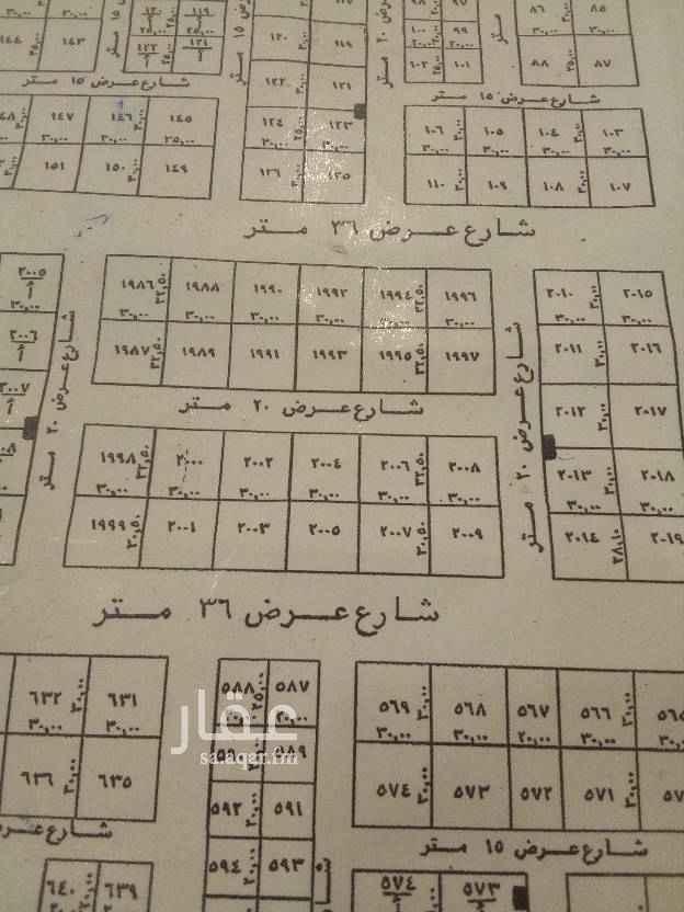 1551252 للبيع ارض بحي القيروان  مساحه 900م شماليه شارع 15 الاطوال 30%30 السعر 2100على شور