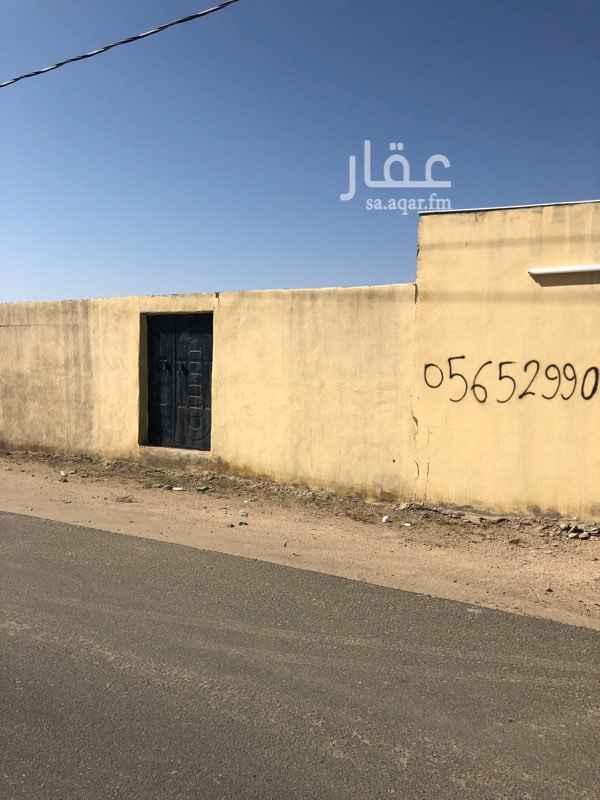 1250439 حوش للإيجار بحي المغمس بصك شرعي و عداد كهرباء.  به غرفتين شعبية.