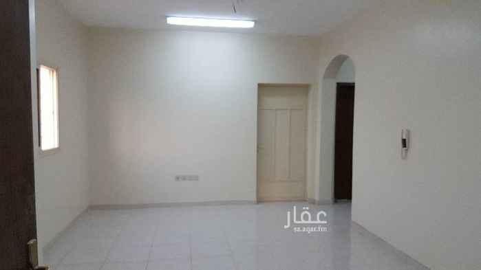 1650243 للايجار شقة عوائل في الدور الثالث الملحق  مجلس  صاله  مطبخ  غرفتين نووم  دورتين مياه