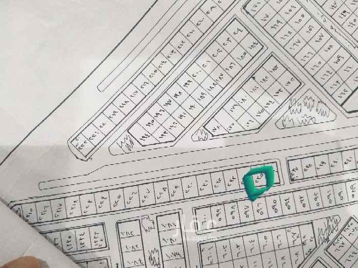 1511389 ارض للبيع في جده حي الحمدانيه موقع مميز تجاري شارعين أمامي وخلفي