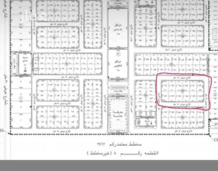 1642732 رأس بلك سكني في مخطط الضحيان  جنوب طريق الملك سلمان قطعه رقم ١٦٩و١٧٠ مربع ٢٦ الياسمين  الاطوال ٥٠ في ٣٠  المساحة ١٥٠٠م٢  سوم ٢٥٠٠  https://goo.gl/maps/QYhEbJcGe5uV7rLJ6  ٦٨٠