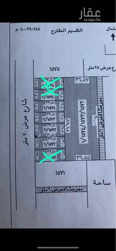 1805954 مجموعة اراضي في جوهرة القيروان طبيعتها صخريه لايوجد فيها دفان مساحة ٤٠٣ - ٤٥٨ -٤٢٢.٥  متبقي ٤٠٣(قطعتين ) ٤٢٢.٥قطعه ٤٥٨قطعه   البيع ٢٢٥٠غير الضريبة