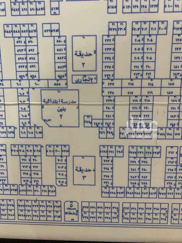 1719458 ارض ثلاث شوارع رقم 705 مقابل ساحة فضاء حديقة وبالقرب من مسجد مسافة 80 متر للبيع مستعجل السوم 130
