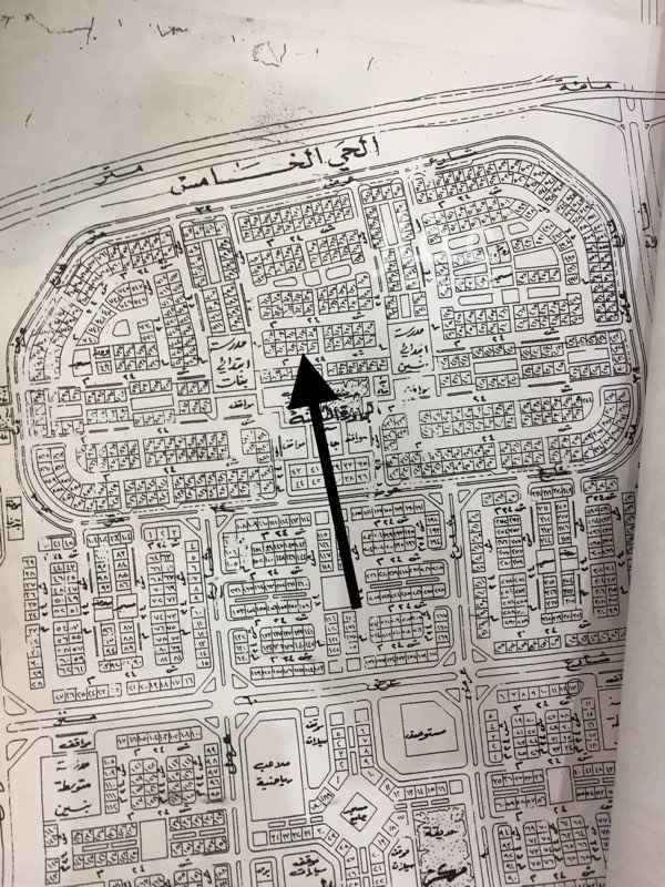 1400172 ارض سكنية في ضاحية الدمام رقم 614 مساحة500 متر شارع 24 غرب مطلوب 500 الف
