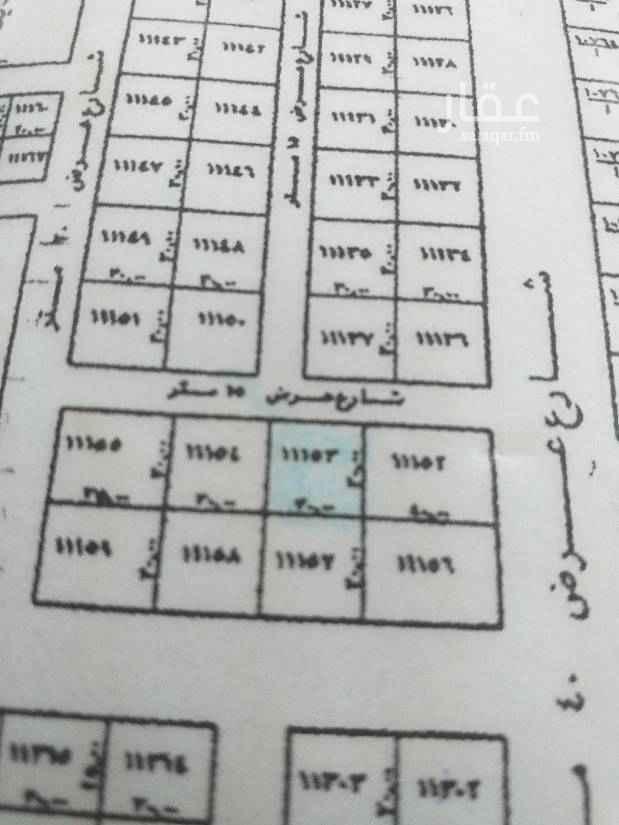 1689199 رقم القطعه ١١١٥٣ رقم المخطط٢٣٥١ المساحه ٩٠٠ متر   ٣٠×٣٠ الواجهه شماليه شارع ١٥ الموقع قريب من الدائري ظهيرة شارع طيبه