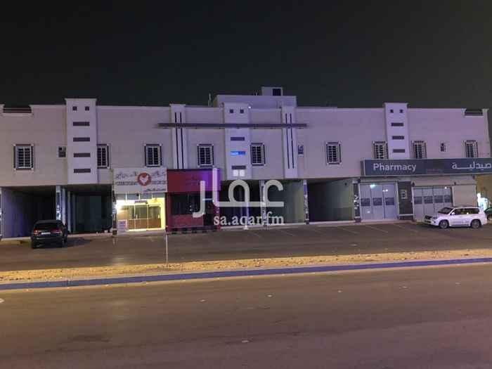 1103382 التقاء شارع السليمانية مع شارع عبدالله بن شيهون منطقة حيوية مقابل اكبر حديقة ومتنزه شمال ال ياض