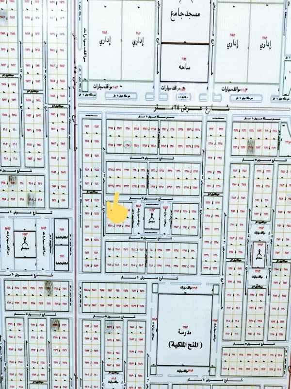 1630003 السلام عليكم موقع جدا مميز للسكن  للبيع بمنح مخطط المستقبل 1460  قطعة رقم 2375  شارع 15 جنوب  مساحة 780 م   السوم 195 الف البيع قريب    0546040404 0554121313