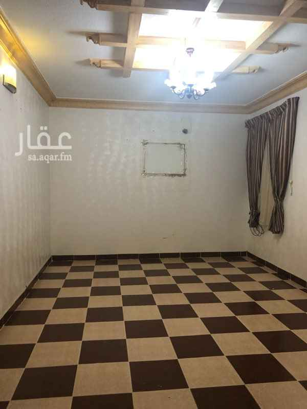 1624492 شقه مجلس + صاله + غرفتين نوم + مطبخ راكب + دورتين مياه  مكتب الحسينان للعقارات  0554320999