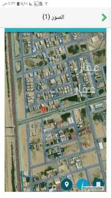 1585761 استراحة جديدة بحي الفرسان المجاور الاول  مساحة 2790 متر  السوم 3 مليون