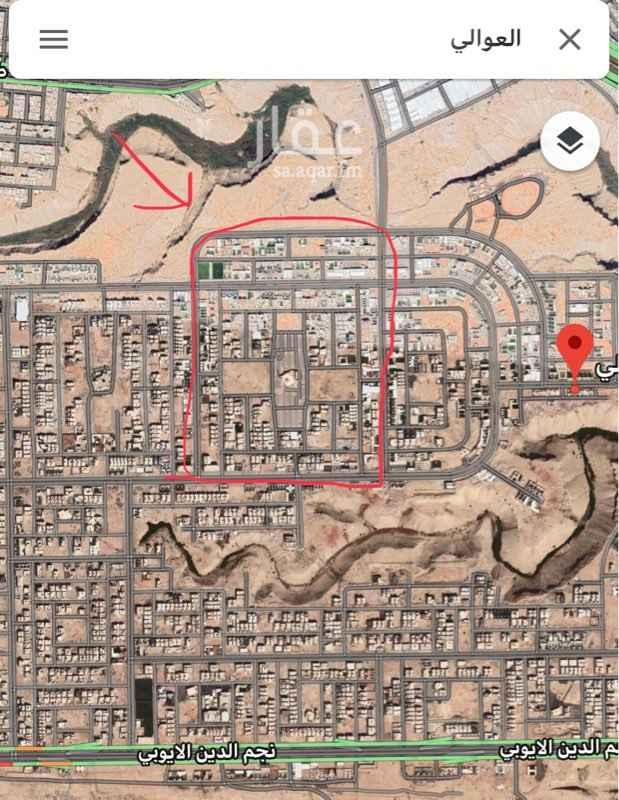 1658402 المطلوب شراء ارض وليس بيع ارض في حي العوالي المساحه مابين ٢٥٠ الى ٣٠٠ في الاماكن المحدده في الصور من لديه هذا المواصفات التواصل معي شخصيا  على واتساب ٠٠٩٠٥٣١٣١٨٧٨٤٩