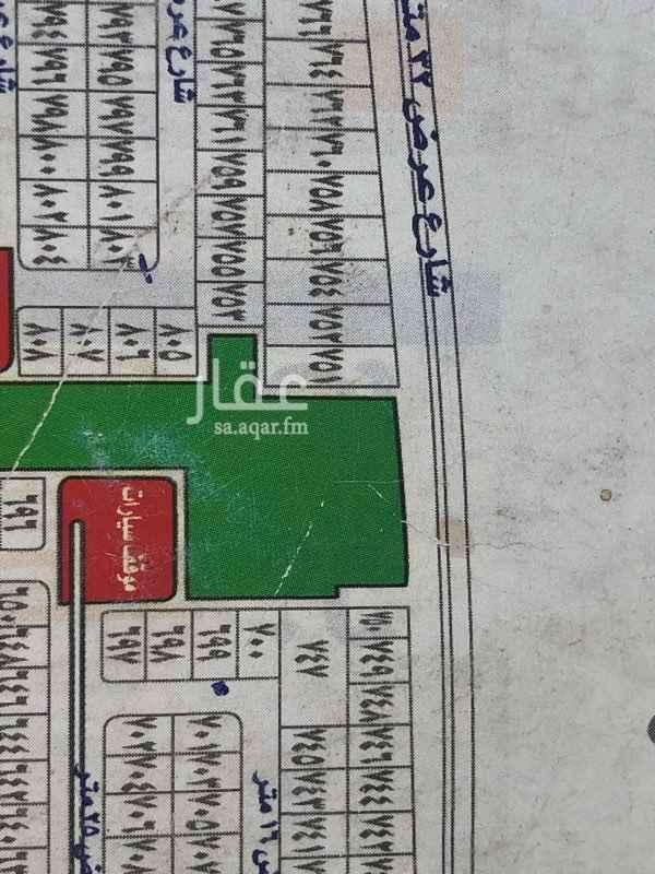 1754826 قطعه في مخطط الرياض ج على شارع شرقي ١٦ و غربا حديقة و مواقف سيارات مساحتها ٦٢٥م٢ مطلوب ٥٠٠ الف صافي .