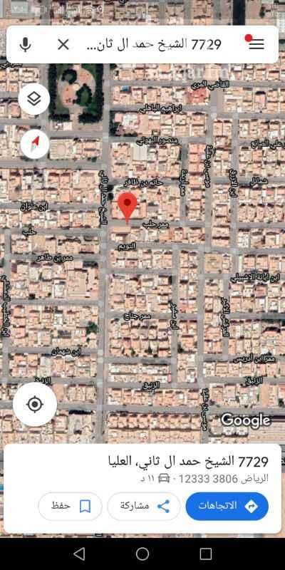 1676095 للببع قطعه ارض سكنيه  زاويه شماليه غربيه  المساحه ٣٩٠م  الاطوال ١٣ * ٣٠ شوارع ٢٠م  بيع ٣٥٠٠ مباشر