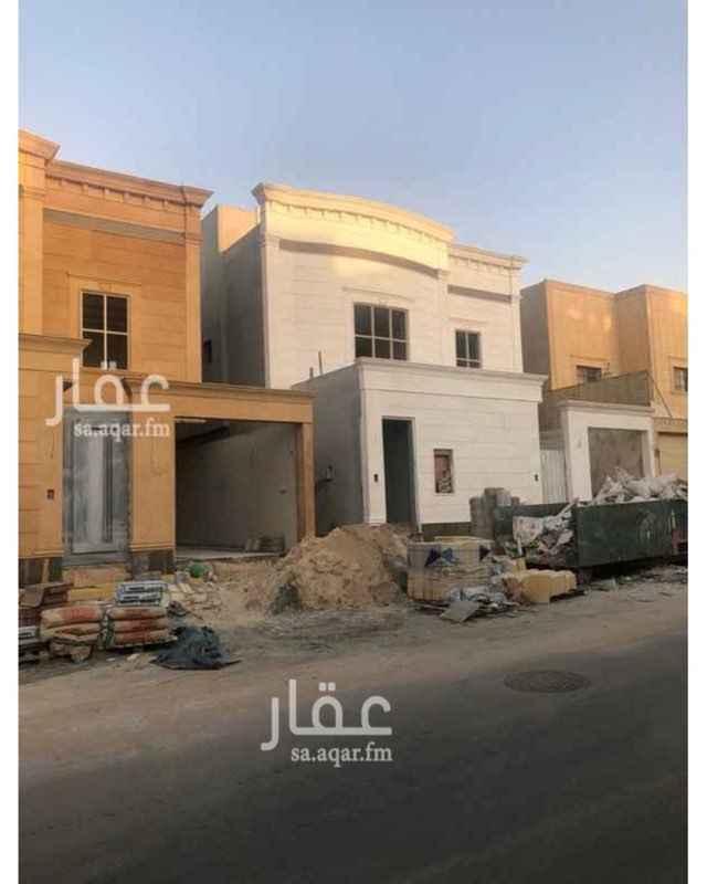 1689678 فلة جديدة مساحة 375م مسروق وشقة و مؤسس شقة ثانية موقع مميز بحي الحزم و قريبه من الخدمات   ابراهيم التميمي  055 466 6024