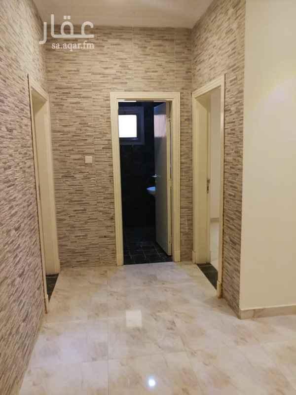 1740071 شقه ثلاث غرف وصاله شبه جديديه بموقع ممتاز