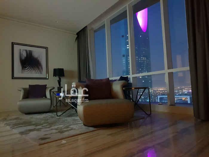1554967 شقة وحدة سكنية راقية و فاخرة وعصرية في برج داماك في قلب الرياض 140 متر مربع حجم الشقة, تقع في طابق علوي ,اثنان غرف نوم, صالون وصالة طعام, اربع دورات مياه, غرفة خادمة , مطبخ, تكييف مركزي, يوجد موقف تحت الارض. ايجار يومي/الليلة: 2200 رس شهري: 54000 رس.  متاحة للإيجار شهري و  سنوي. لمزيد اتصل بنا.