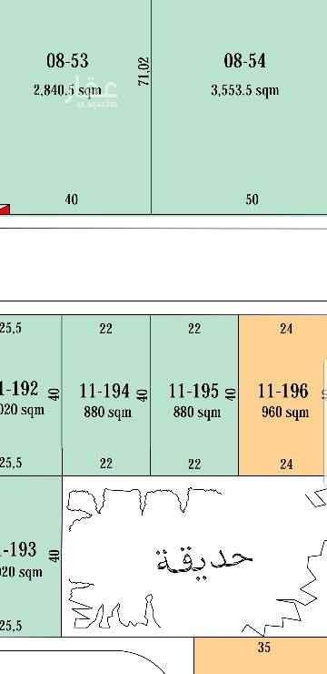 1752713 للبيع ارض بملقا سلودير مساحتها ٨٨٠م شارع ١٨ شمالي وتفتح ع الحديقة جنوب  اطوالها ٢٢ ع الشارع في عمق ٤٠  قطعتين متجاورات  من المالك مباشرة  والله الموفق