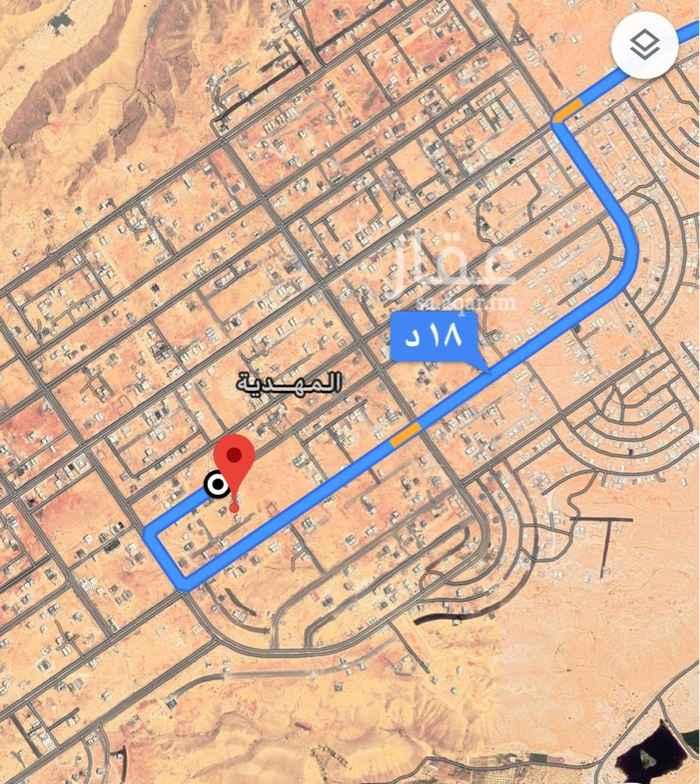 1794353 ارض م ٤٠٠ شارع واحد مزفلت رقمها ٤٠٠٨ اطوالها ٢٠/٢٠ والطبيعه كف