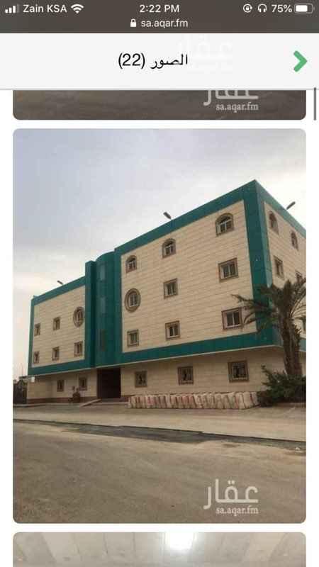 1800169 عماره سكنيه ٢٤ شقة/ ٣ غرف ودورتين مياه شقه واحده ٤غرف ودورتين مياه مكيفات راكبه ومطابخ  راكبه