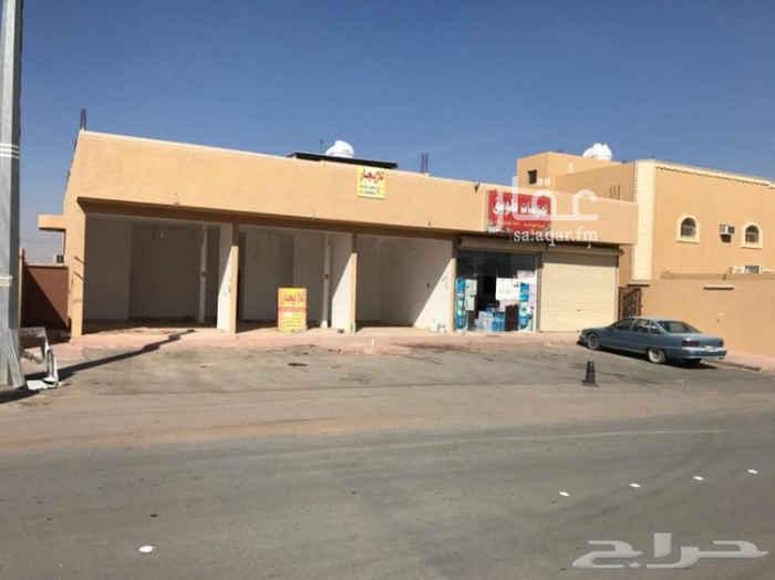 1750991 عمارة تجاريه تتكون من 5 محلات للإيجار... مقابل مستشفى المزاحميه العام.