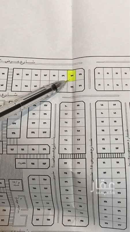 741974 للبيع أرض على طريق الملك خالد قطعة رقم ١٣٧ مخطط ٣٢٢ شارع ٣٠ م شرقي  الطول ٢١.٩٠ متر العمق ٢٩.٩٥ متر  المساحة ٦٥٥ متر الموقع صحيح عرض مباشر