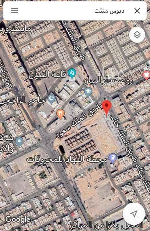 1641496 أرض تجارية تفتح شرق على شارع الملك خالد مساحتها 997.50 متر بجوار جامع الراجحي  السوم مفتوح   للتواصل عبر الخاص أو برقم جوال المعلن