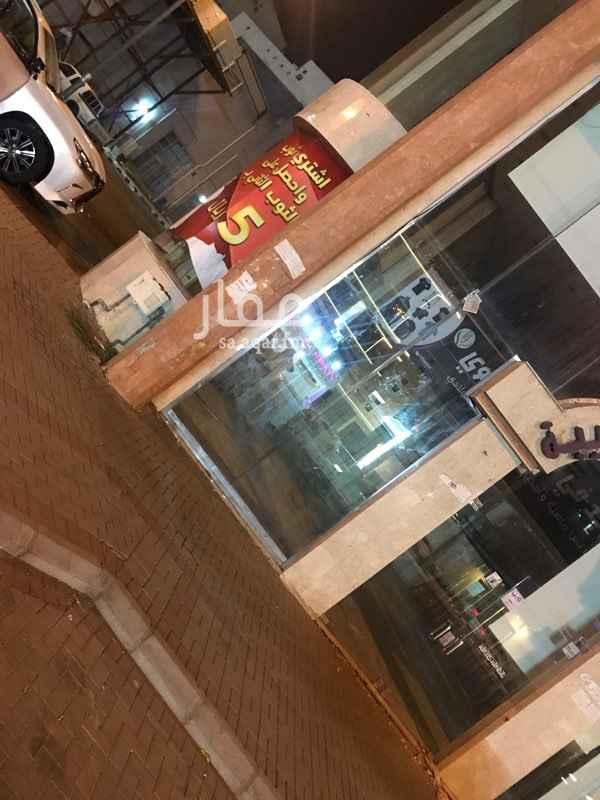 1343609 محل تجاري فتحتين  وعلى شارعين ٤٠ طريق الامير محمد. وشارع ٢٥ مدخل حي موقع ممتاز  كان موجر ٦٠٠ الف تم تنزيل الاجار الى ٤٠٠ الف