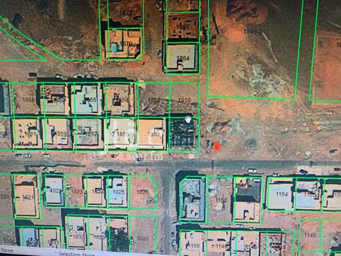 1628551 ارض مساحتها 575م في ت 6 على شارعين 6 متر شمالي و6 متر وموقف شرقي المطلوب 400 الف