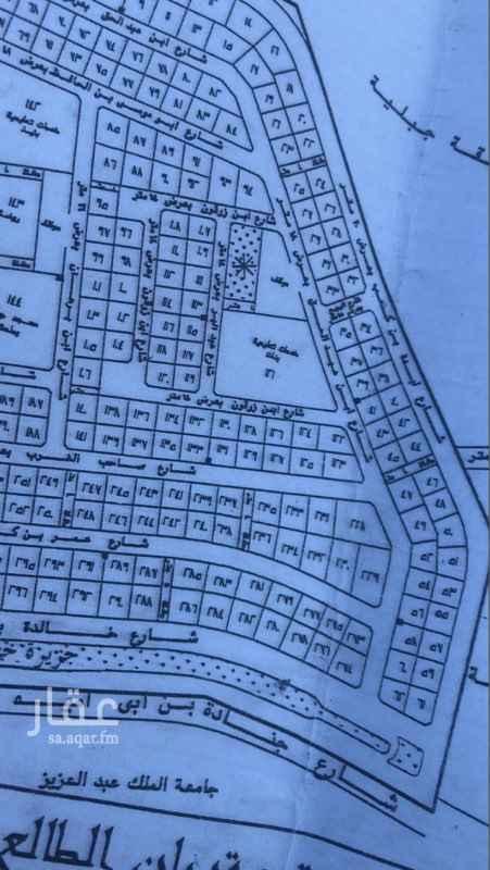 1298101 للبيع ارض سكنية في مخطط باب السلام الخامس تحت قصر طيبة شمال جامعة طيبة  المساحة  ٦٠٤ م٢ الشارع  ١٤ م كل الخدمات متوفرة حتي الماء موجود في المخطط المطلوب   ٥٢٠ الف  ( السعي في الذمة  )
