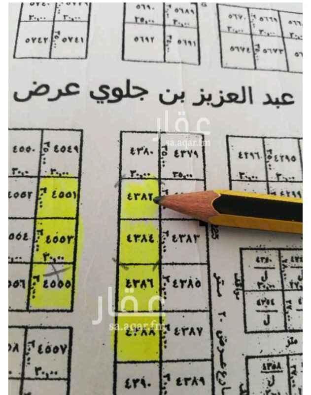 1503820 ارض تجارية ظهيرة سعود بن جلوي للإيجار لمدة بحد اقصى ٧ سنوات اول خمس سنوات ب ٥٥٠٠٠ السنوات