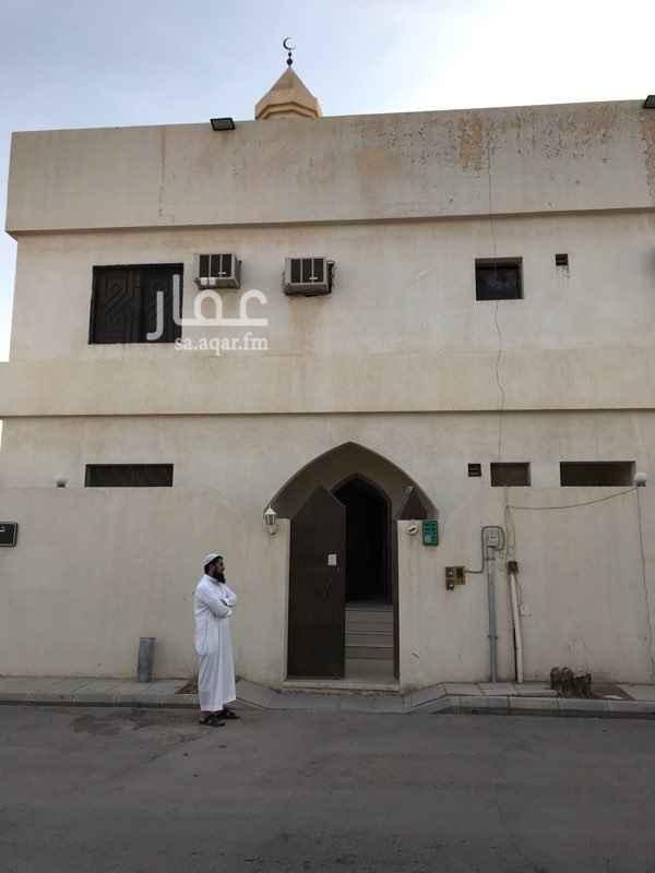 1761044 عبارة عن فلة (بيت مسجد) الموقع مميز، يحتاج صيانة بسيطة ( دهان+ بلاط ) مجاور للمسجد