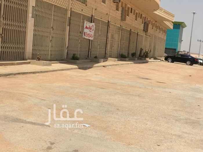 1726217 محلات تجاريه بارتفاع دورين على طريق محمد بن سلمان (الابراج) ويوجد بها جميع الخدمات