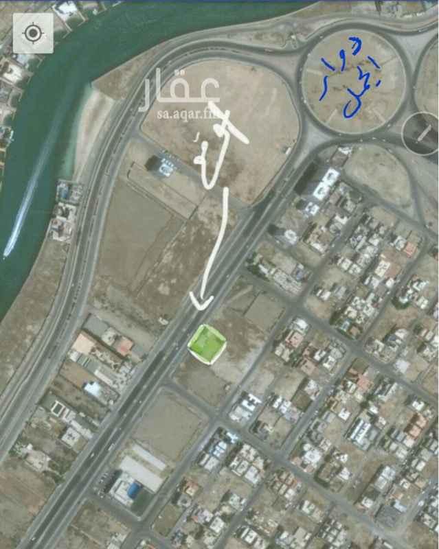أرض للإيجار فى شارع أم المؤمنين ميمونة, حي ابحر الجنوبية, جدة صورة 1