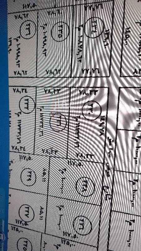 1707910 قطعة رقم ٢٣١ من مخطط ٩٧ (اشبيلية العمارية) شارع ٢٠ غربي بالقرب من منتجعات كما هو واضح بتطبيق الخرائط او بزيارة الموقع مساحتها ١١٧٣٢،٣٢ متر مربع عليها سوم ٩٠ ريال للمتر والبيع بمشيئة الله تعالى ب١٠٠ ريال للمتر صافي ،،، والله الموفق