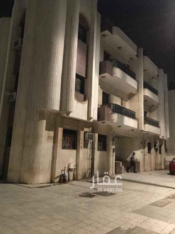 1428085 تقع العمارة في تقاطع شارع احمد زكي مع شارع محمد إقبال في حي الروضة عدد الشقق = ٦  للتواصل اتصل على 0555513569