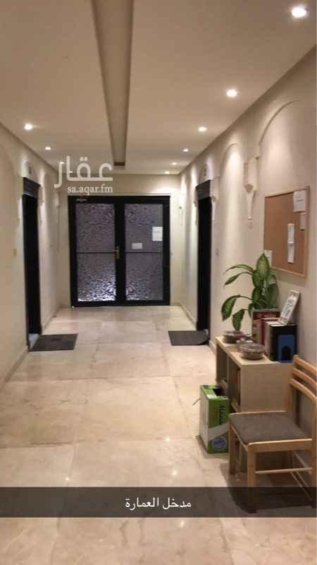 1551458 شقة في حي الياسمين على شارع القادسية ..  🔷 مواصفات الشقة :-   الدور الثاني - مصعد + درج + حارس  ١- مجلس ٢- صاله ٣- غرفة نوم ماستر ٤ غرفتين نوم ٥- مطبخ ٦- عدد ٣ دورات مياه .