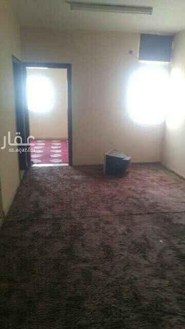 1546987 شقة عزاب غرفه وصاله وحمام ومطبخ