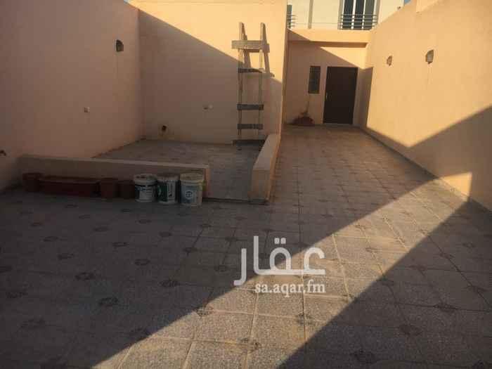 1697298 استراحة شباب للايجار حي النرجس - مدخل سيارة + دكة + مجلس كبير + مطبخ + دورة مياه .. للاستفسار مكتب البراك للعقارات جوال 0559393694